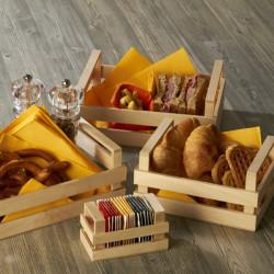 ladychef Vassoi & Taglieri Cassette/vassoio in legno di betulla