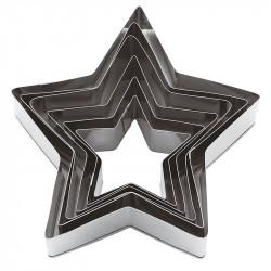 ladychef Tagliapasta Set 6 Tagliapasta stella