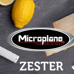 ladychef Accessori Premium Zester/Grattugia MICROPLANE
