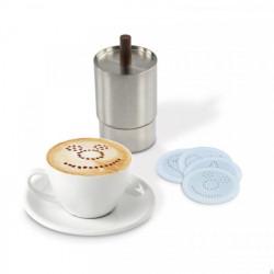 ladychef Cucina Decorspargi per cappuccino