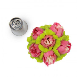 ladychef Accessori Bocchetta Flower tube 02