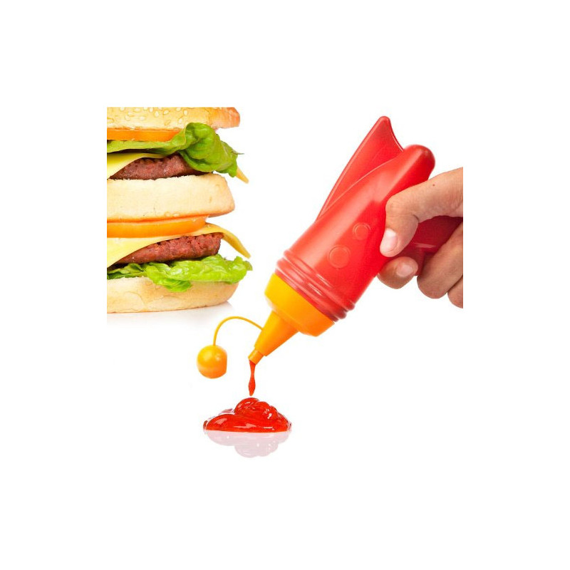 ladychef Accessori Dispenser ketchup Captain Ketchup