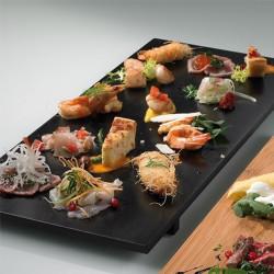 ladychef Vassoi & Taglieri Vassoio sushi nero