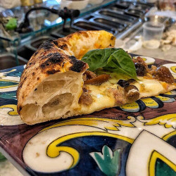 ladychef Porcellana Piatto pizza Le Riggiole cm.33