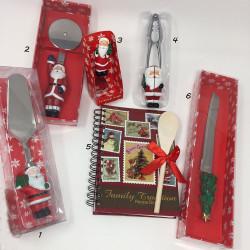 ladychef Natale Set 6 regali Natale