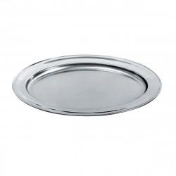 ladychef Alessi Vassoio ovale in acciaio inox Alessi