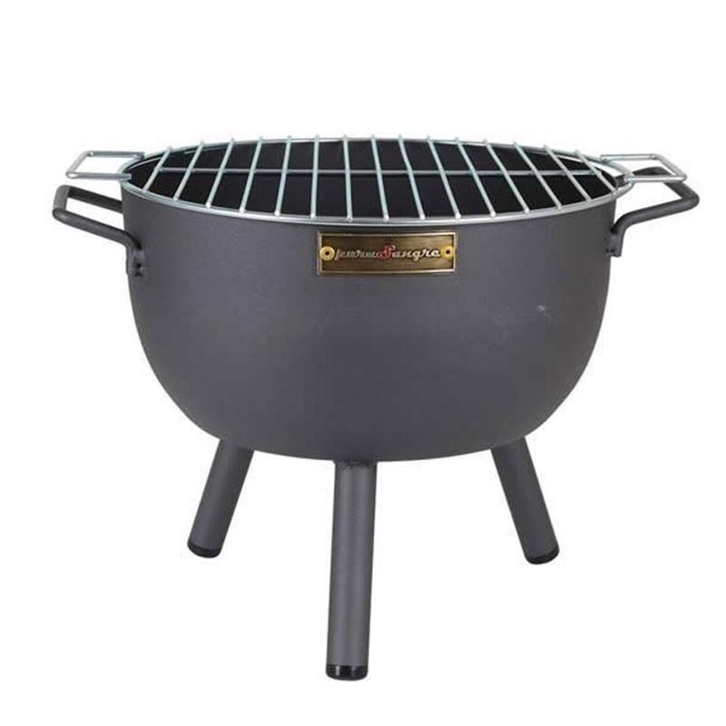 Barbecue da tavolo formato rettangolare - Barbecue a gas da tavolo ...