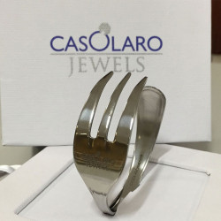 ladychef Casolaro Jewels Bracciale Casolaro Jewels ACCIAIO