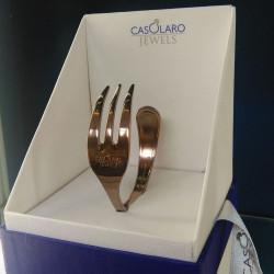 ladychef Oggettistica Bracciale Casolaro Jewels RAME