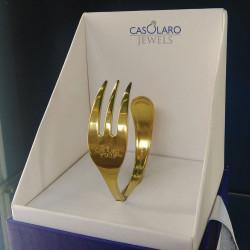 ladychef Oggettistica Bracciale Casolaro Jewels DORATO