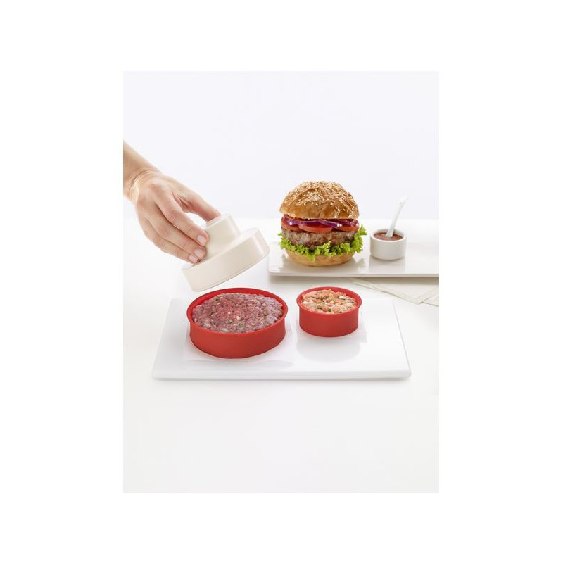 ladychef Home Pressa hamburger MY BURGER