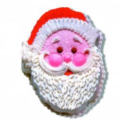 ladychef Teglie e Forme Stampo Babbo Natale