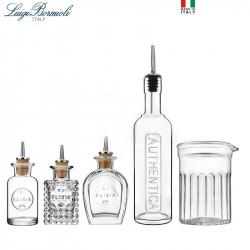 ladychef Drink & Wine Mixology Barware & Cocktail Set 5 pezzi Bormioli Luigi