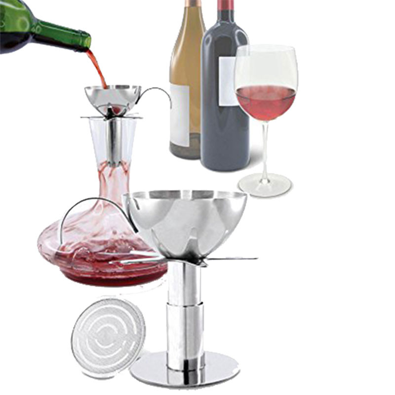 ladychef Drink & Wine Imbuto per decantazione vini.