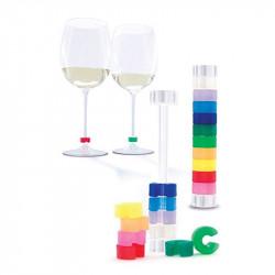 ladychef Drink & Wine Segnabicchieri