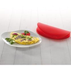 ladychef Accessori Recipiente per omelette al microonde.