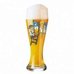 """ladychef Drink & Wine Bicchiere birra """"Weizen"""", Martina Schlenke"""