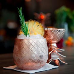 ladychef Passione rame Mug Ananas ml.550