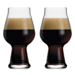 ladychef Drink & Wine Set 6 calici Birrateque Stout