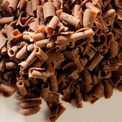ladychef Decorazioni Trucioli di cioccolato al latte kg.1