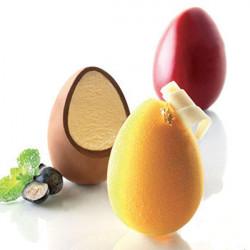 ladychef Monoporzioni innovative Stampo uovo in 3D
