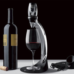 Aeratore Deluxe per vino...