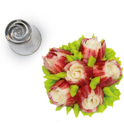 ladychef Accessori Bocchetta Flower tube 03