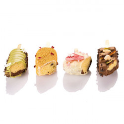 ladychef Monoporzioni innovative Steccoflex per gelati o preparazioni da forno