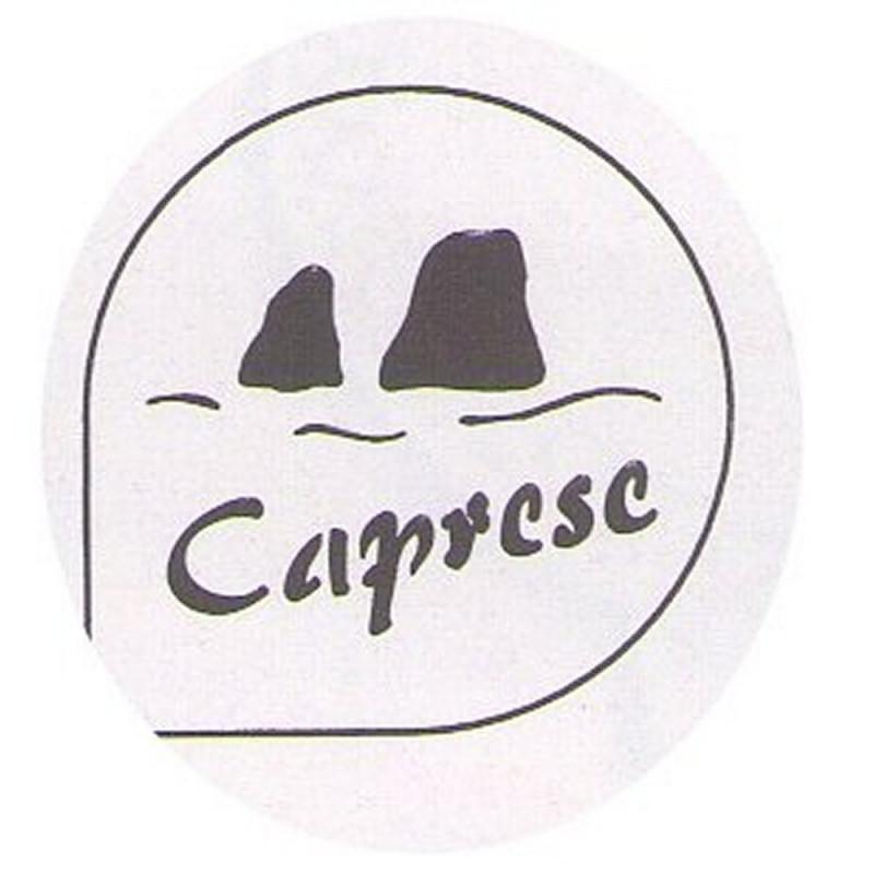"""ladychef Accessori Mascherina stencil """"Caprese"""""""
