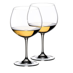 Set of 2 VINUM CHARDONNAY /...