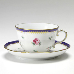 Tea set 15 pieces Antico...