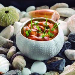 Sea tasting saucers