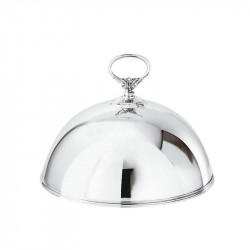 Cloche for silver round...