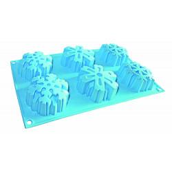 ladychef Monoporzioni Stampo 3D Cristalli di Ghiaccio