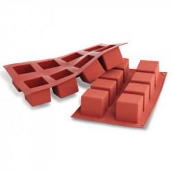 ladychef Monoporzioni classiche Siliconflex 8 cubi