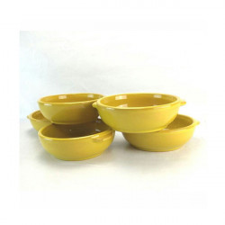 ladychef Terracotta Set 9 Mini Casseruole colorate