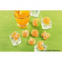 ladychef Monoporzioni innovative Stampo 16 frutti