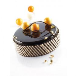 ladychef Torte Stampo Torta tondo H. 40 mm.