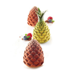 ladychef Monoporzioni Stampo Pigne e Ananas
