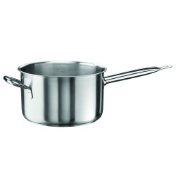 Casserole with 1 long handle