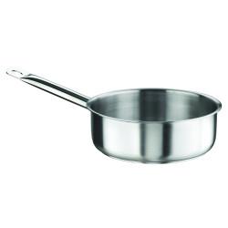 Low casserole 1 handle