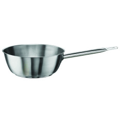 Conical saucepan 1 handle