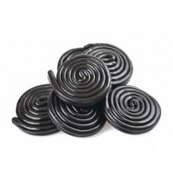 Licorice mini wheels...