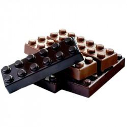 ladychef Stampi in policarbonato Stampo mattoncini di cioccolato