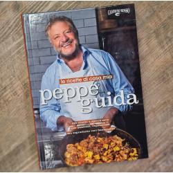 """ladychef Oggettistica Libro """"Le ricette di casa mia"""" Chef P. Guida"""