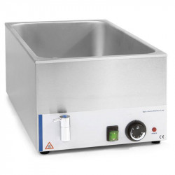 Electric candy bain-marie