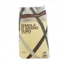 ladychef Farine Semola di grano duro kg.5