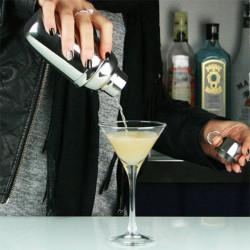 ladychef Barman Cobbler Shaker con filtro