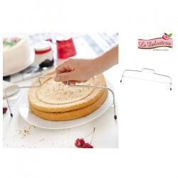 ladychef Teglie e Forme Set torta facile 6 pezzi