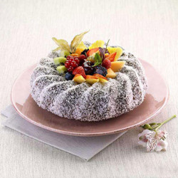 ladychef Torte Stampo Savarin Cake